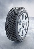 235/60/18 Goodyear Ultra Grip Ice Arctic SUV ш